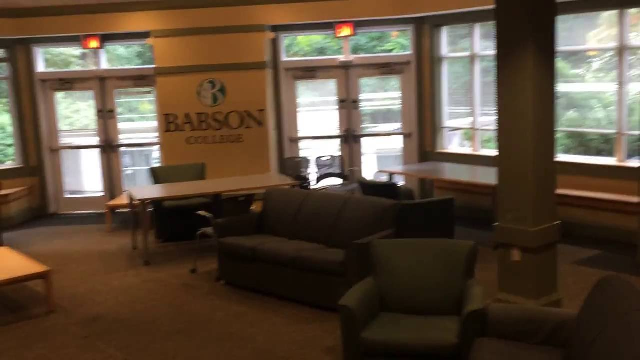 Mihai Prisacariu   Babson Dorm   Van Winkle First Floor Part 72