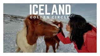 Iceland Golden Circle Tour | Icelandic Horses , Volcanos, Waterfalls | Iceland Attractions