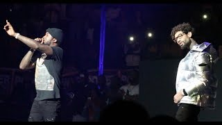 "Meek Mill & PnB Rock ""Dangerous"" Live at Powerhouse 2018"