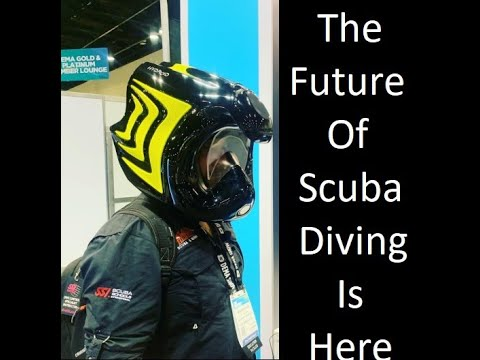AQUABREATHER HYDROID: Is This The Future Of Diving DEMA 2019