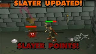 OSRS Slayer Update Farm Points! Slayer Batch #1