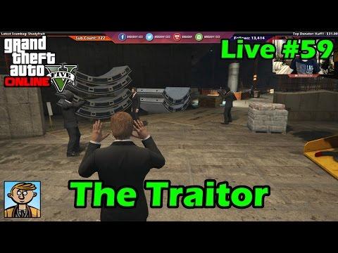 The Traitor (GTA Role-Play) - GTA Live #59