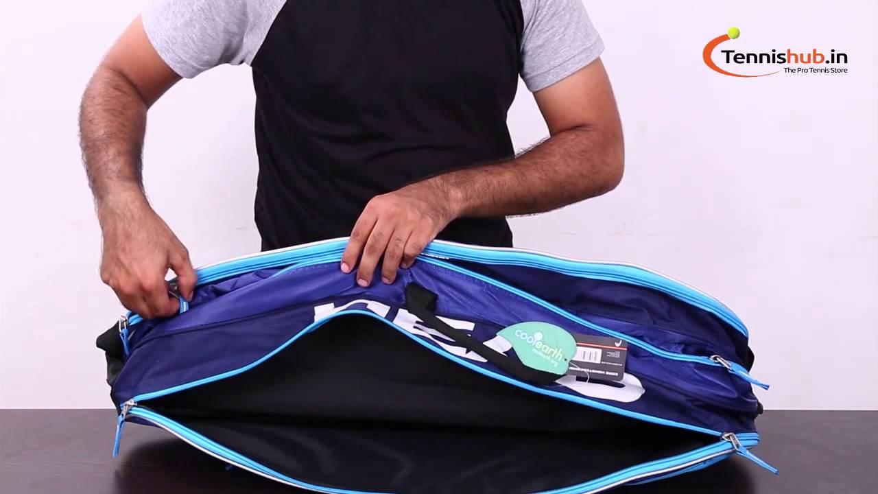 ecf7687fc0e2 Head Core Combi Kit Bag Blue