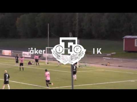 Sammandrag av Frösö IF 2 - Fåkers IK  (2-2)