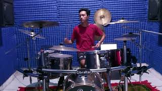 Avenged Sevenfold - Welcome to the family (drum cover by Iwan Kurniawan)