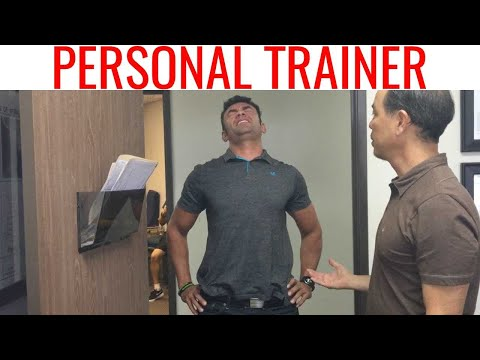 Personal Trainer finds relief with REAL chiropractic. Skip the rest and come to the best!