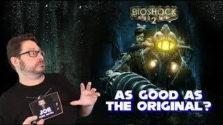 Bioshock 2 (Original/Remastered) Review - Joe Goes Retro