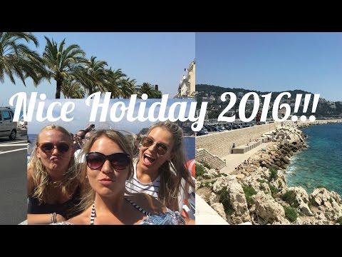 Nice, France Holiday 2016!