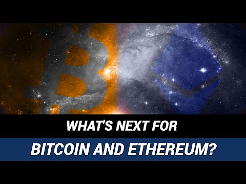 What's Next For Bitcoin and Ethereum? | Crypto Market Update