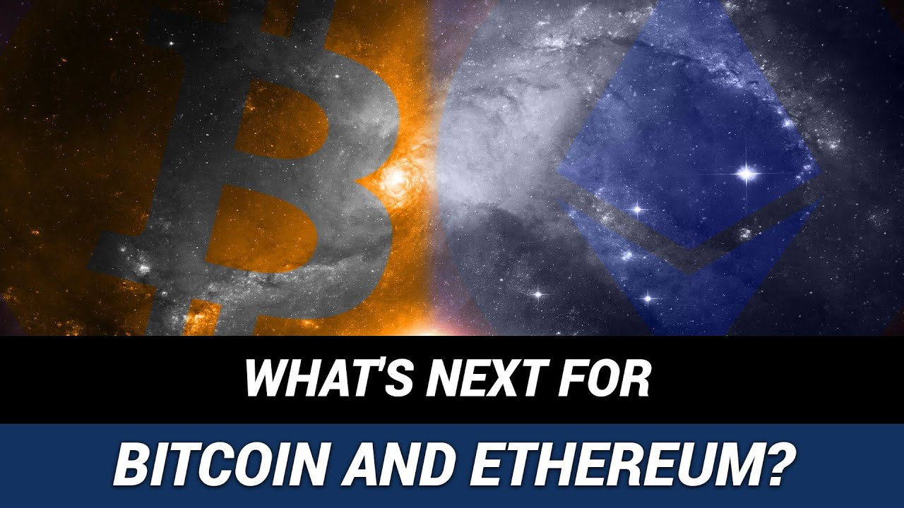 What's Next For Bitcoin and Ethereum?   Crypto Market Update