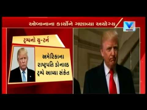 Donald Trump: America could 'conceivably' return to Paris climate change agreement   Vtv News