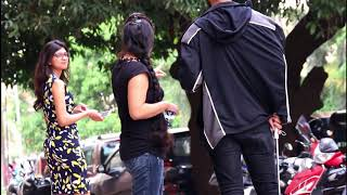 Epic - INVISIBLE MAN TOUCHING CUTE GIRLS (Must watch) | PRANKS IN INDIA 2018