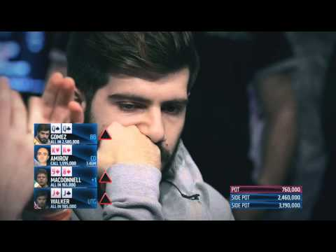 European Poker Tour 12 Prague 2015 - Main Event - Final Table | PokerStars