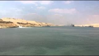 New Suez Canal: June 1, 2015