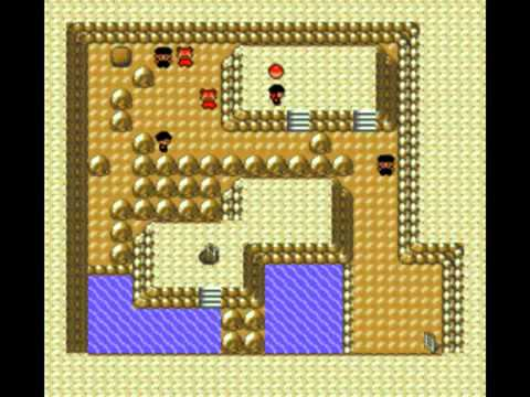 Dark Cave 10 Hours   Pokemon Gold   Silver   Crystal