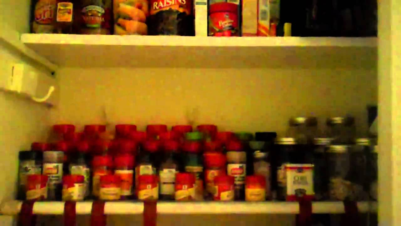 A Coat Closet Turns Into A Pantry   YouTube