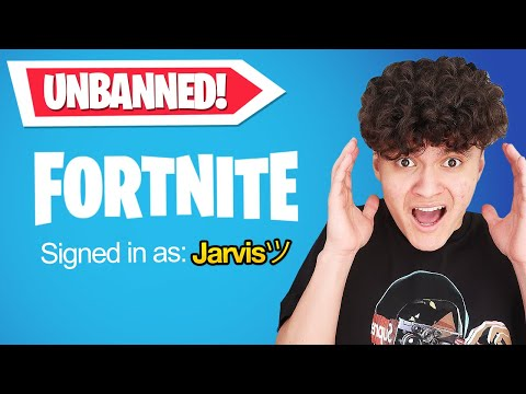 I Tricked FaZe Jarvis Into Thinking He's Unbanned From Fortnite