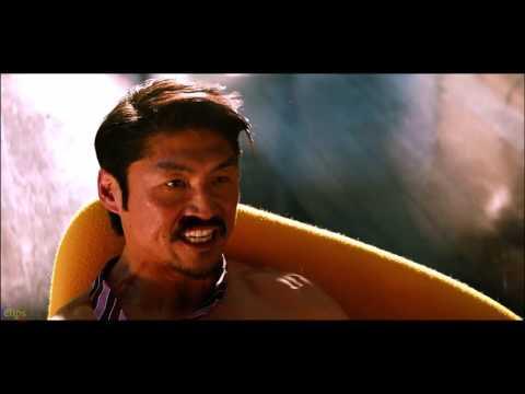 Wolverine Interrogates Noburo     The Wolverine  Movie   HD