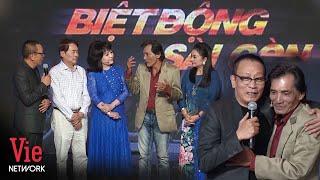 Xúc động với cuộc gặp gỡ của dàn diễn viên gạo cội Biệt Động Sài Gòn sau hơn 30 năm | Ký Ức Vui Vẻ