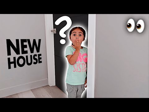 ELLE REVEALS HER NEW PLAYROOM!!! **NEW HOUSE**