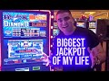 I Broke All The Records! BIGGEST HANDPAY JACKPOT IN MY LIFE | Season-12 | Episode #4