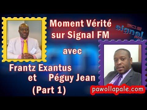 MOMENT VÉRITÉ (Part 1) - Samedi 19 mai 2018 /  Présentation des temps forts de l'actualité