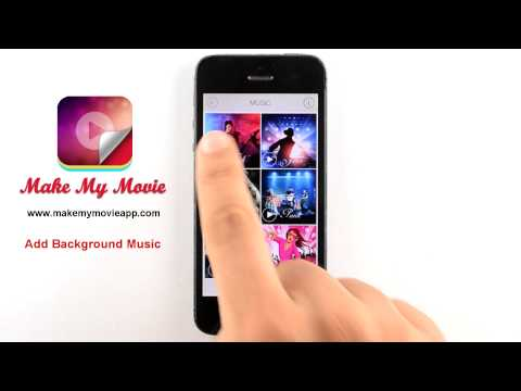 Create Photo Slideshow with Music FREEMakeMyMovie App
