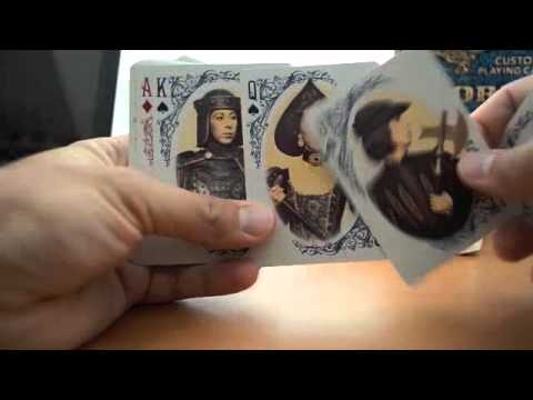 Virginia Slims Deck Review