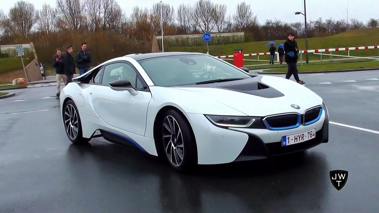 2014 Bmw I8 Coupe Drive By Fast Accelerations Exhaust Sounds