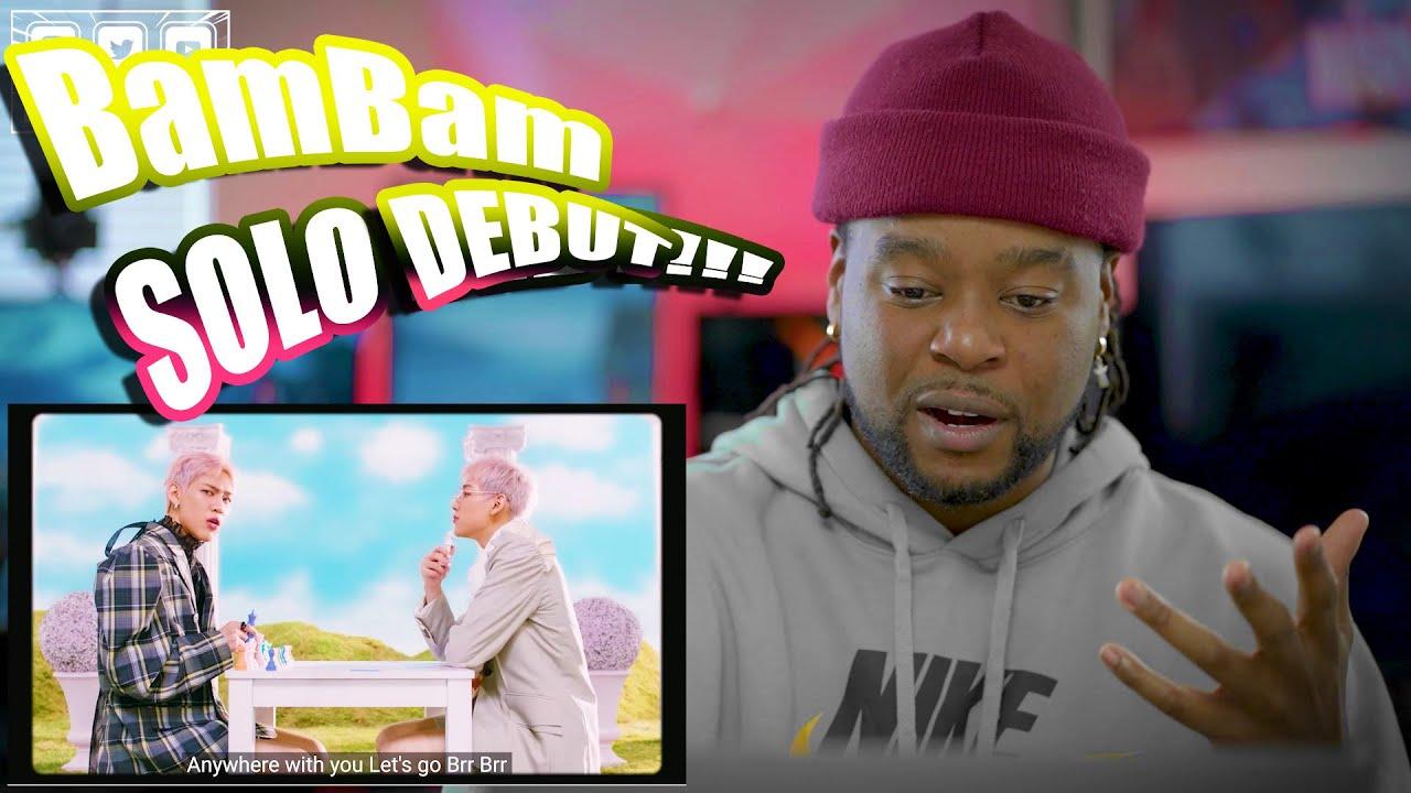 뱀뱀 (BamBam) 'riBBon' MV | REACTION!!!