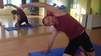 Йога за начинаещи и хора с ограничена мобилност Стави