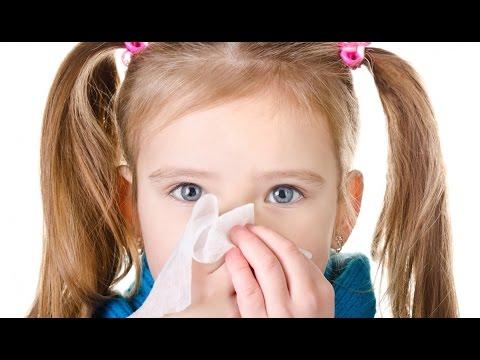 [Консультация педиатра] Затянувшийся насморк у детей