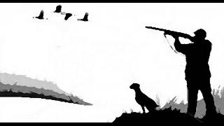 Охота на Уток. Озеро Якутии.