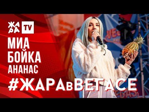 МИА БОЙКА - Ананас /// ЖАРА В ВЕГАСЕ 24.11.19