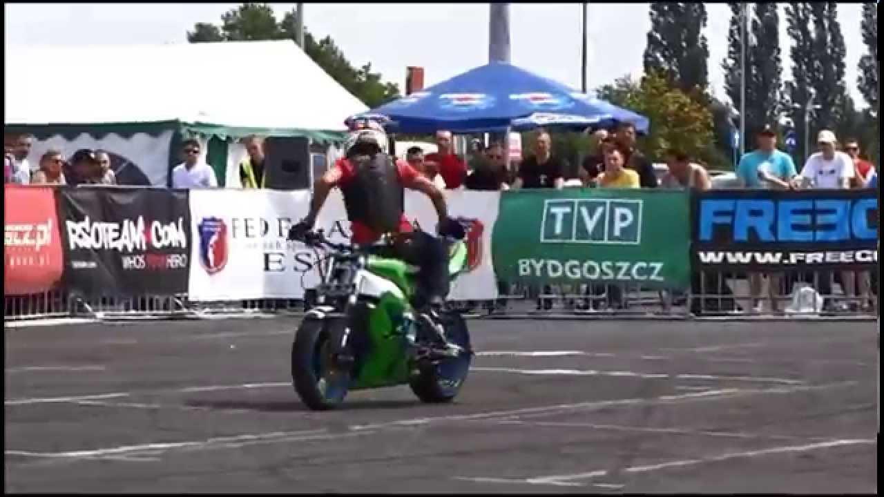 Motorcycle Stunt Riding Street Bike Crazy Trick Sport Moto