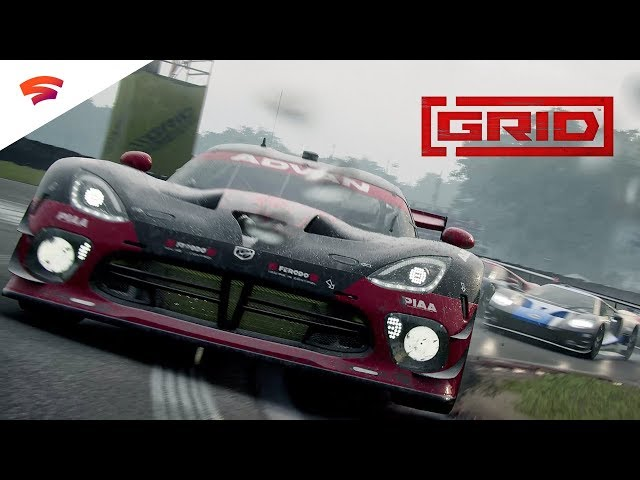 GRID - 'Get Your Heart Racing' Official Trailer