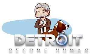 detroit become human funny moments