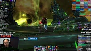 (Team Titan)  ToS Lets Tickle Sargeras (Normal Kil'jaeden and Heroic)