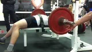 Удачный Сергей, 75 кг на 50 раз