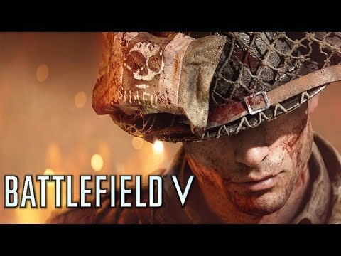BATTLEFIELD 5 All Cutscenes (Includes German War Story) Updated Game Movie 1080p 60FPS