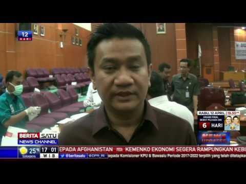 Puluhan Anggota DPRD Kota Depok Tes Urine Dadakan Mp3