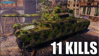 БЕСПРЕДЕЛ В РАНДОМЕ 🌟 Type 5 Heavy World of Tanks