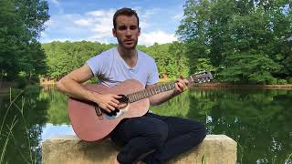 Here On Out - Dave Matthews Band Cover