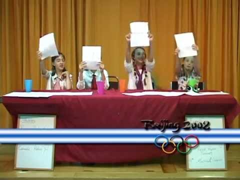Beijing Olympics 2008.