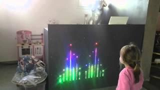 Led Spectrum Analyser (Arduino based)