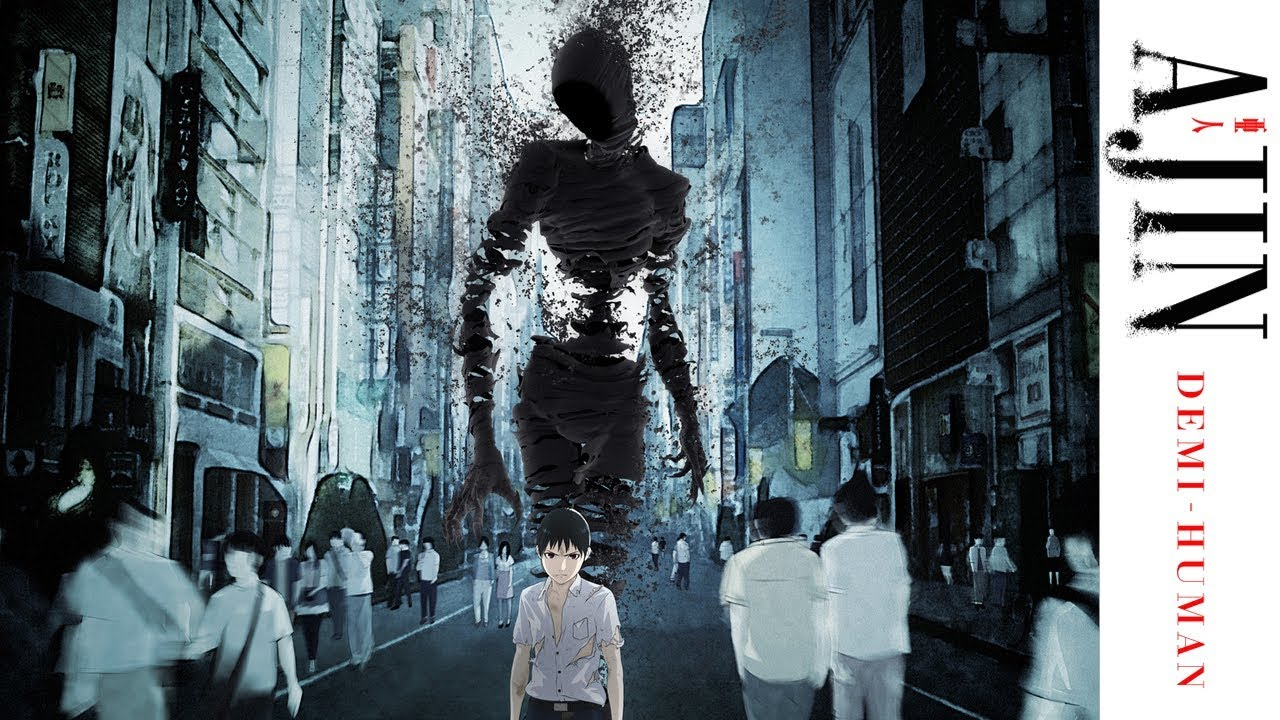 Image result for ajin demi human