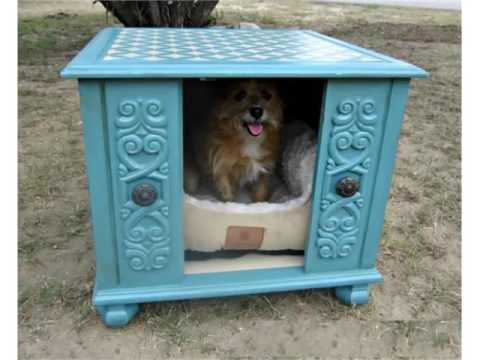 Dog Cage End Table Set Of Picture Collection And Ideas   Dog Accessories U0026  Products