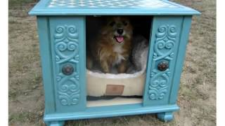 Dog Cage End Table Set Of Picture Collection And Ideas - Dog Accessories & Products