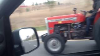 Massey Ferguson 240 ( 80 Km/H ) Gider Diyoruz Artık