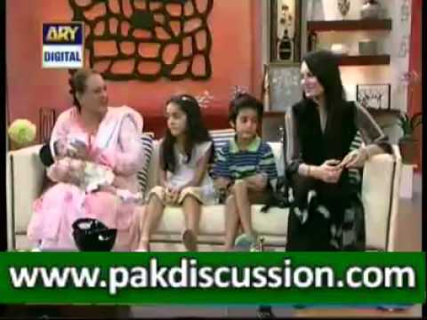 Ary Digital - Good Morning Pakistan With Nida Yasir - 6th July ...